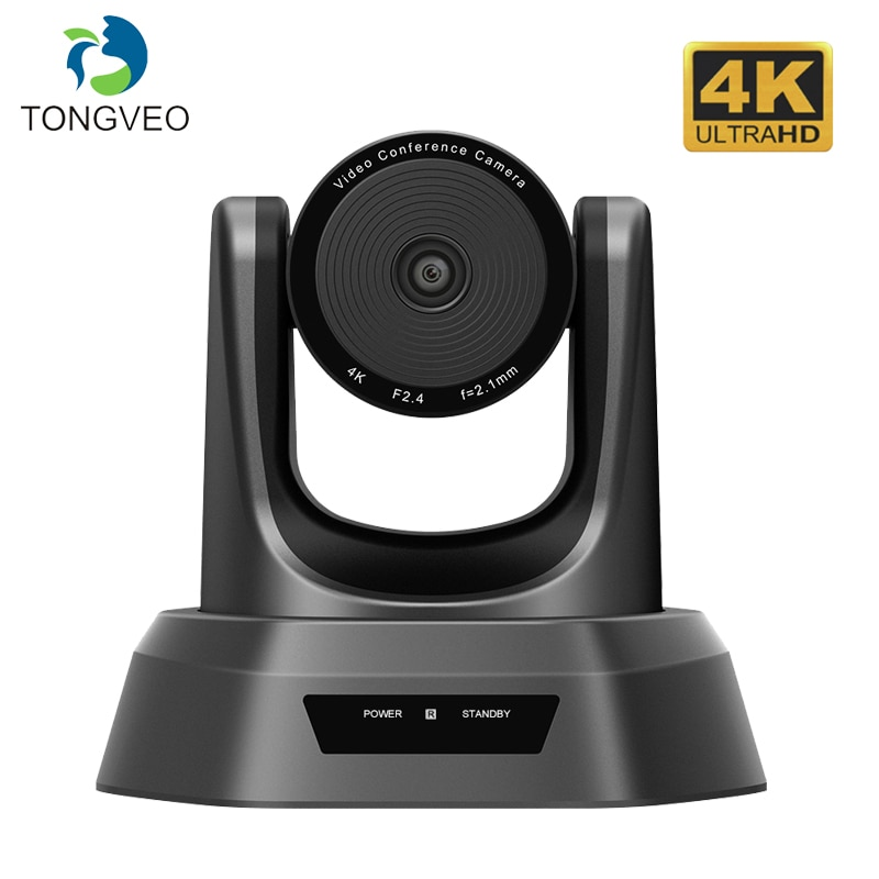 Tongveo NV4K Conference Cam 4k Resolution High Quality Image USB Free Driver Work with working with Microsoft Lync Software
