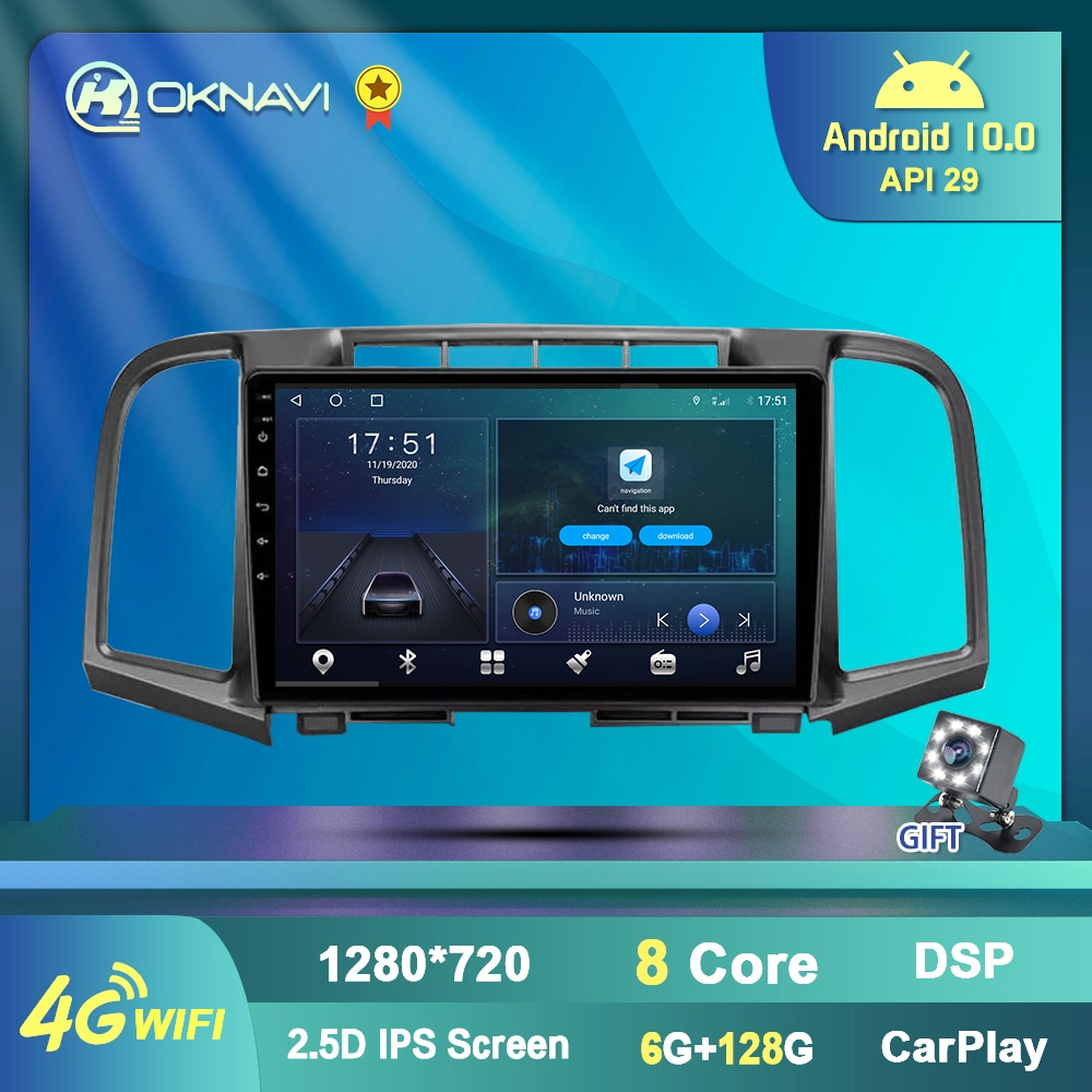 Фото - Автомагнитола 2 din, мультимедийный Видеоплейер с GPS-навигацией, Bluetooth, Carplay, DVD, для Toyota Venza 128-2008, 6G 2016G автомагнитола 2 din мультимедийный видеоплейер с gps навигацией bluetooth carplay dvd для toyota venza 128 2008 6g 2016g