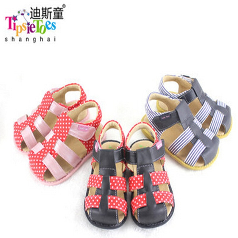 Tipsietoes Brand 2021 Girls Fashion Baby Shoes Sandals Soft Breathable Cool Comfortable Kids Childre
