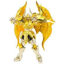 En Stock CS modelo sog EX Aldebaran Taurus Saint Seiya paño Myth gold Saint Metal armor acción figura de juguete