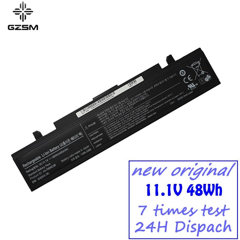 HSW batería del ordenador portátil para Samsung NP-Q530 NT-Q530 NP-R540 NP-RF511 NP-SF410 NP-SF411 Q530 batería P210 RF500 RF511 RF512 batería