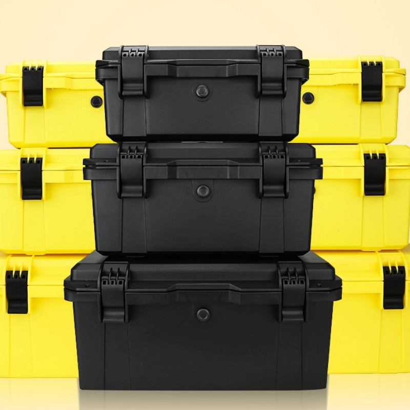 Multifunction Professional Tool Box Hard Case Organizer Waterproof Equipment Tool Box Caisse A Outil Tools Packaging DB60GJ