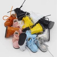 new arrival ob11 doll accessories ob11 shoes doll boots for 112 bjd doll