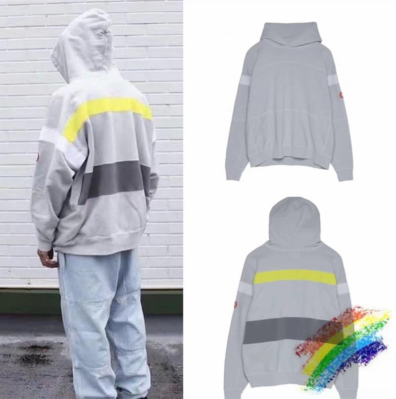 High Quality Ribbon C.E Cav Empt Hoodie Hooded Men Women Streetwear Casual Embroidery splice patch Hip-Hop CavEmpt Sweatshirts