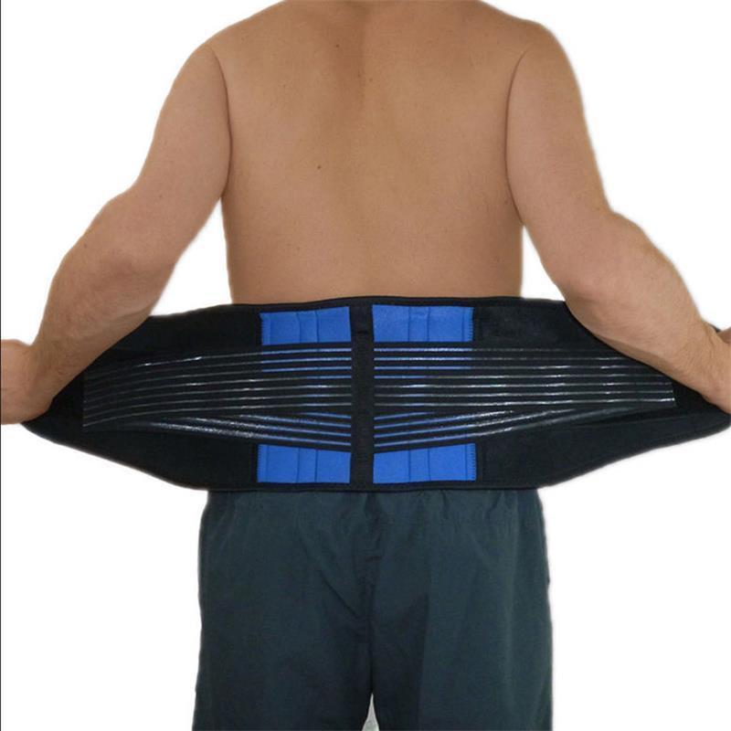 Ортопедический медицинский корсет для мужчин и женщин, пояс для поддержки поясницы и позвоночника, выпрямитель осанки, очень большой размер 4XL 5XL 6XL