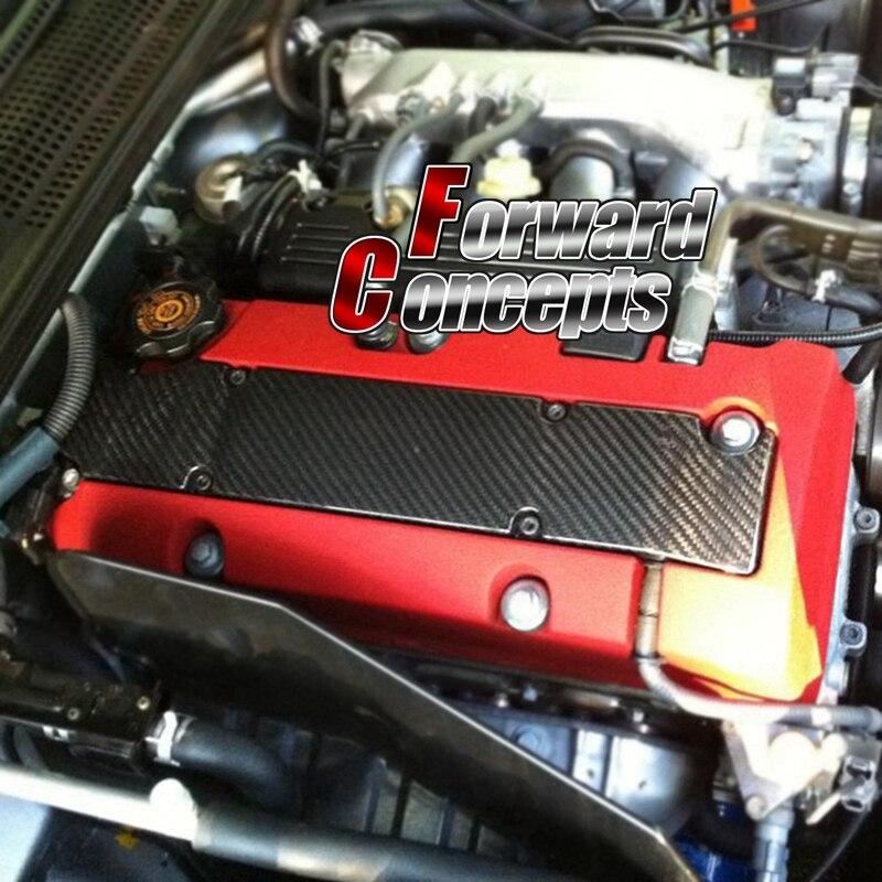 For Carbon Fiber 2000-2009 S2000 S2K F20 F22 AP1 AP2 Spark Plug Cover Plate