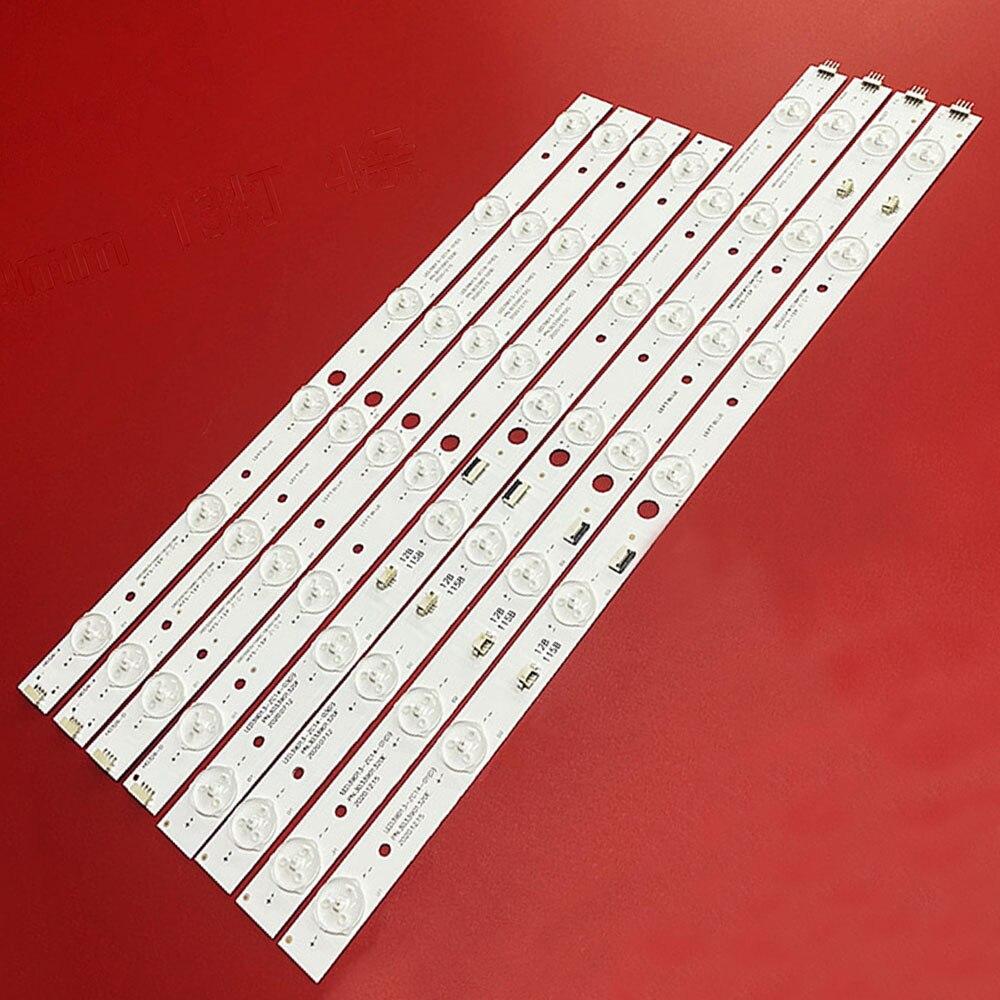 conjunto retroiluminacao led para 39 2 polegada led39d13 zc14 03 led39d13 zc14 01