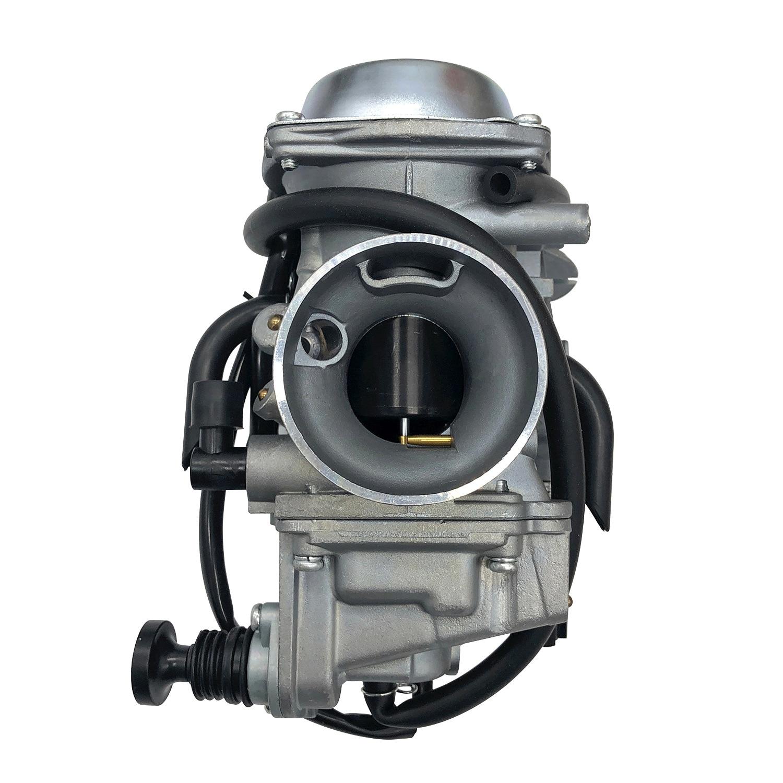 Carburador de tanque de combustible para Moto de motos ATV de 32MM Carburador para HONDA TRX 350FE TRX 350 ATV