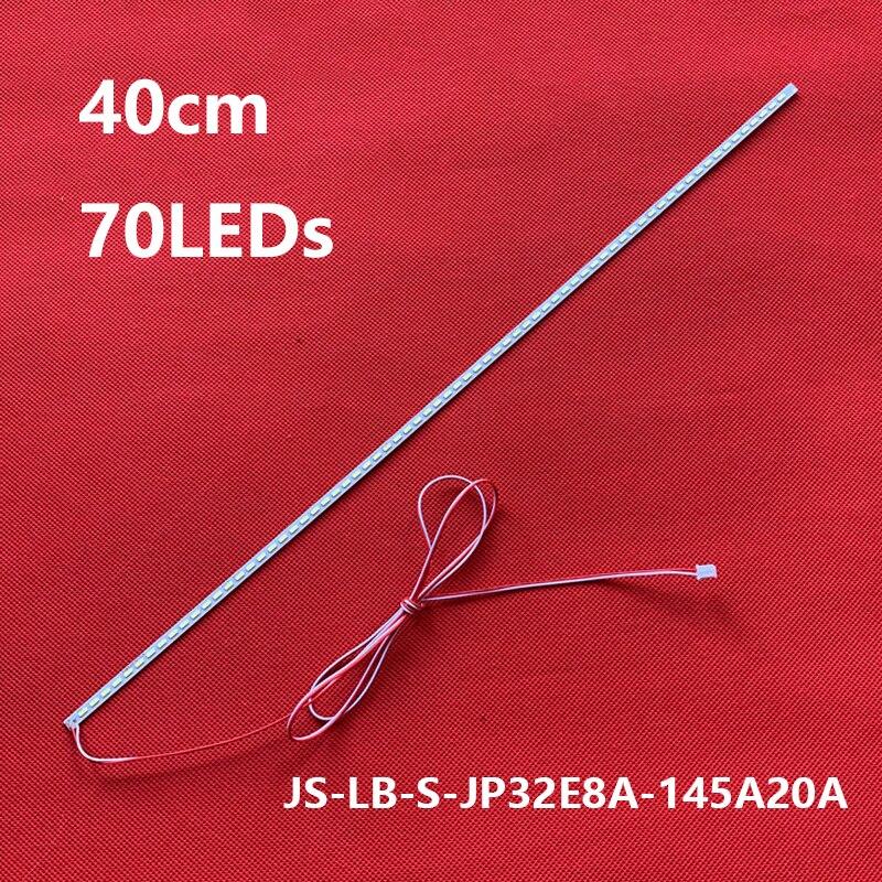 100% New 1pcs/Kit LED strips for ROWA 32 TV LED32C610 HV320WX2-201 JS-LB-S-JP32E8A-145A20A