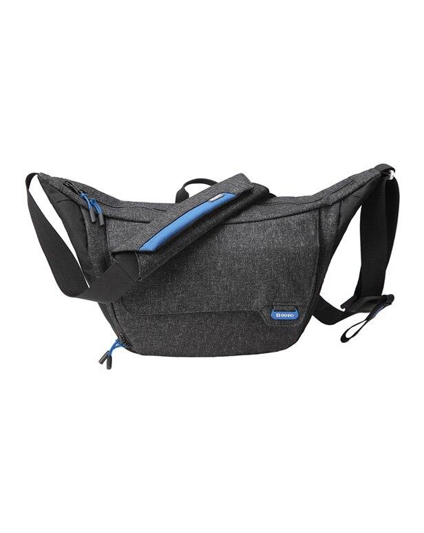 Benro Traveler S100 S200 one shoulder professional camera bag slr camera bag rain cover