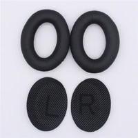 high quality ear pads replacement for bose qc2 qc15 ae2 qc25 qc35 earphone earpads sponge armuffs ear cushion yw