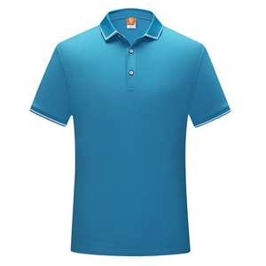Cotton Men Polo Shirts Summer Casual Business Solid Short Sleeve Polos Shirt Plus Size S-4XL Breathable Soft Polos Para hombre