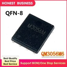 10PCS-20PCS QM3056M6 QM3056M M3056M 5MM*6MM MOSFET QFN-8