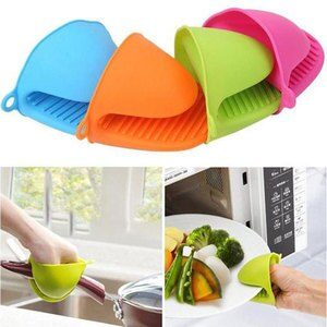 Oven Mitts Silicone Heat Resistant Pinch Mitts, Cooking Pinch Grips, Pot Holder and Potholder for Kitchen