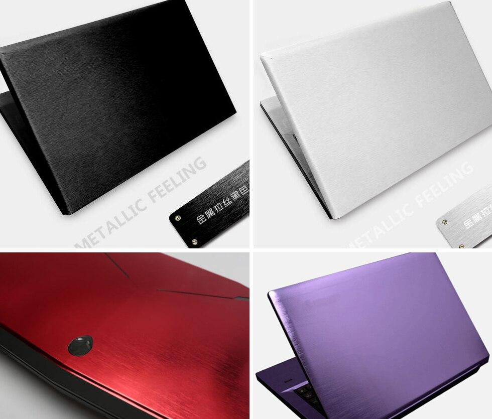 """KH özel dizüstü bilgisayar fırçalanmış parlak çıkartma cilt yüzey koruma koruyucu için Acer Aspire V Nitro VN7-592 15"""""""