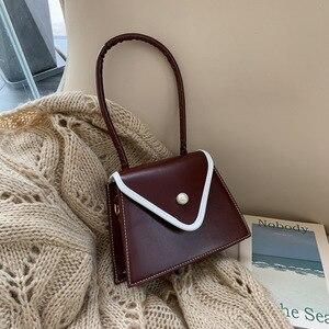 Handbags Women Bags Small Bag 2021 New Versatile Messenger Bag Fashion Pu Leather Handbag Purses And Handbags Luxury Designer