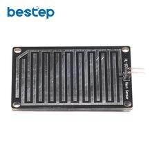 1PCS Alone Module PCB Board Raindrop Sensor Module Rising Water Level Detection Module Raindrop Sensing Plate