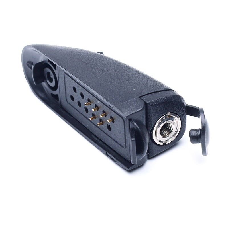 OPPXUN GP328 Adapter to 3.5MM Visar Single Hole for Motorola Walkie Talkie gp328, gp338, ht750, ht1250 Radios enlarge