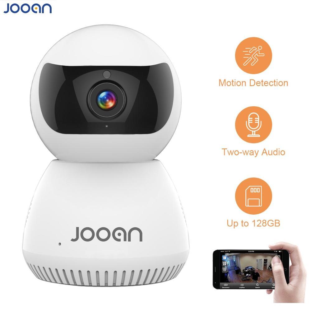 Cámara IP JOOAN 1080p, cámara IP de seguridad inalámbrica para el hogar, cámara de vigilancia Wifi CCTV, Monitor para bebé