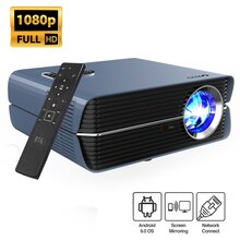 Home Projector Beamer Full Hd 1080P Native Resolution 8000:1 Contrast Ratio Freeshipping Home Theate