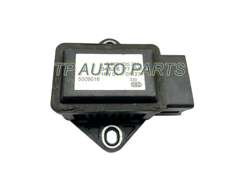 Sensor de guiñada, Sensor de velocidad de rotación para BM-W 760Li X5 OEM 0265005285