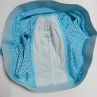new men underpants ice silk feeling mesh breathable antibacterial sexy mens underwear
