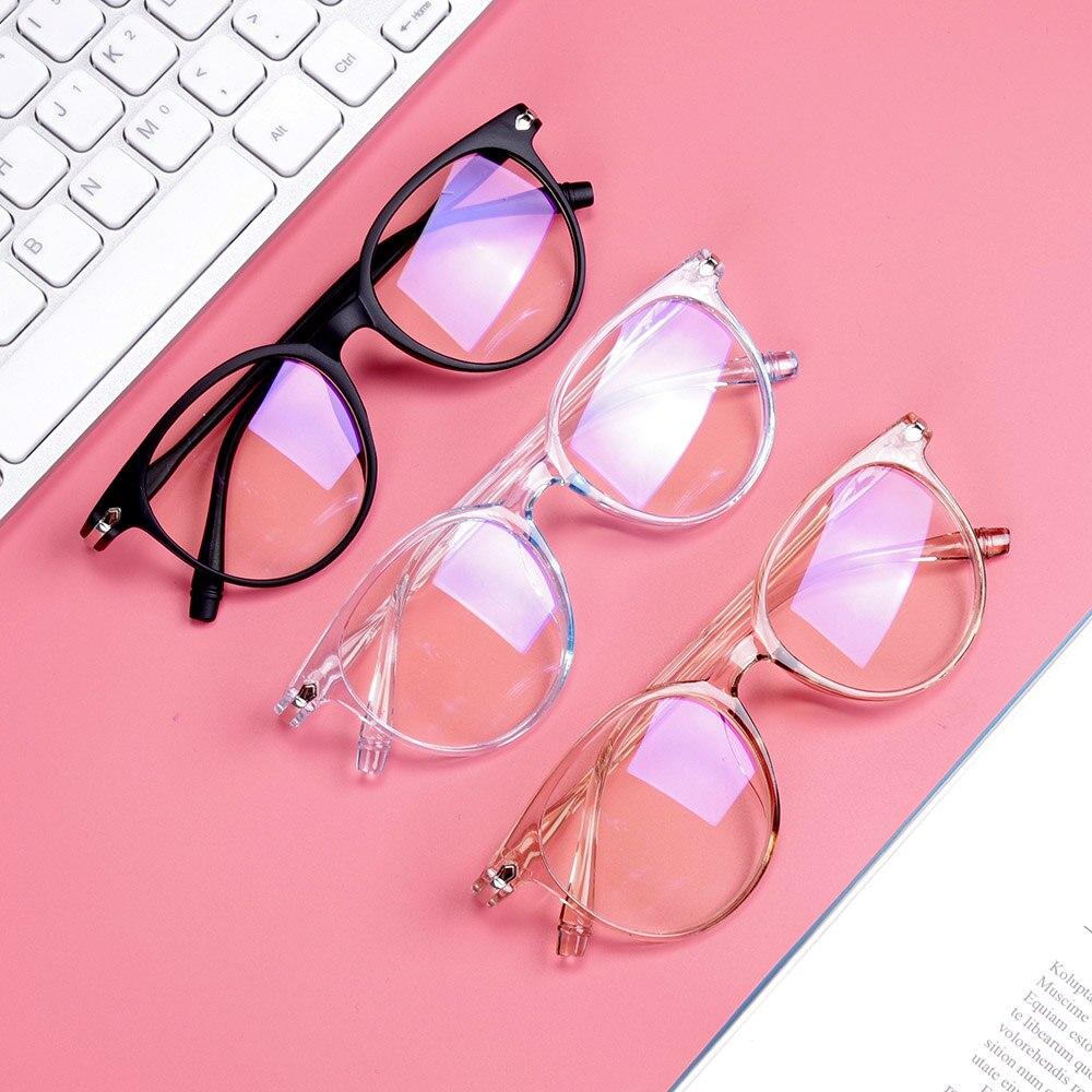 2020  Sunglasses for women's blue light blocking glasses men anti blue ray computer game glasses Tra