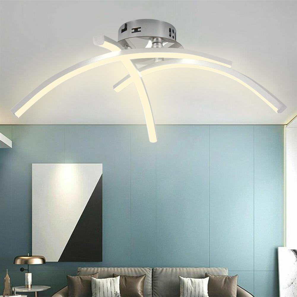 forma trigeminal criativo conduziu a lampada do teto boa transmitancia e iluminacao
