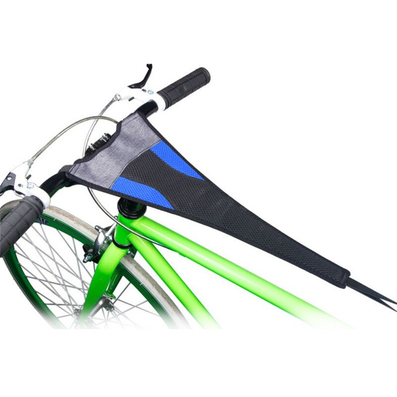 Bicycle Trainer Sweatbands Tools Indoor Waterproof Bike Sweatband Cycling Sweatband Handlebar Sweat Net Frame Guard