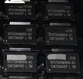 10 unids/lote NT5TU64M16 NT5TU64M16HG NT5TU64M16HG-AC FBGA84 Original nuevo envío gratis