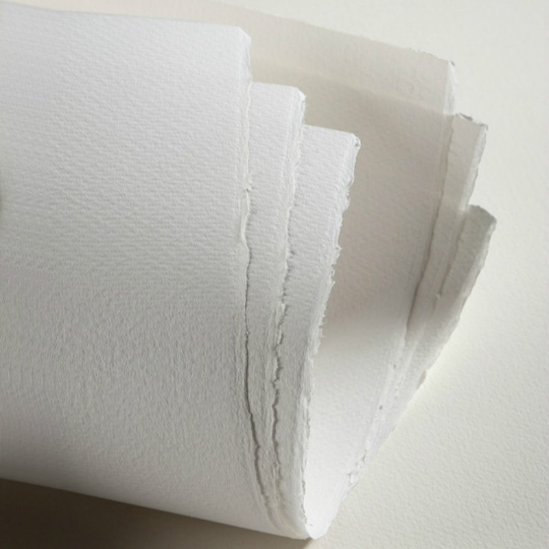 Watercolor Paper Cotton Pulp Watercolor Paper with Three Textures 20sheets 300g Artist Professional Painting Paper Art Supplies
