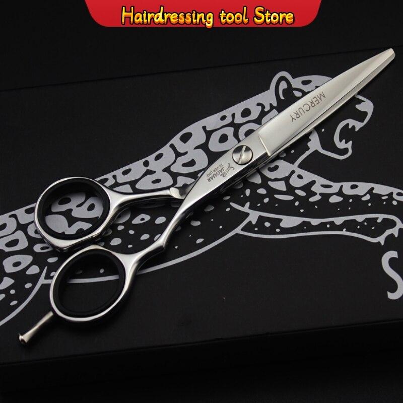 60 venda prata japones tesoura de cabelo 440c barato cabeleireiro tesoura desbaste