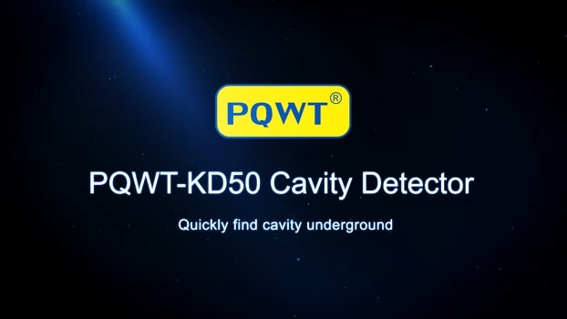 PQWT-KD50 كاشف تجويف المعدات الجيوفيزيائية الموردين