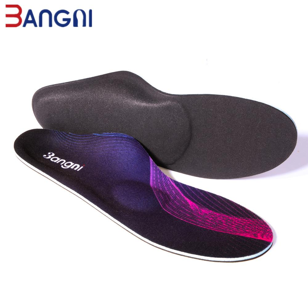 3angni orthopedic insoles flat feet arch support microfiber leather orthotic insoles for shoes inserts cushion for men women 3ANGNI Orthopedic Insoles Arch Support For Flat Feet Women Men Heel Cushions Relief Plantar Fasciitis Insole Orthotic Shoes Sole