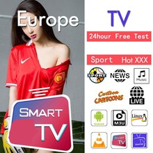 World tv 7000+  5000+4K Android tv box best for Europe Arabic world Africa  Portugal poland german m3u tv free testing