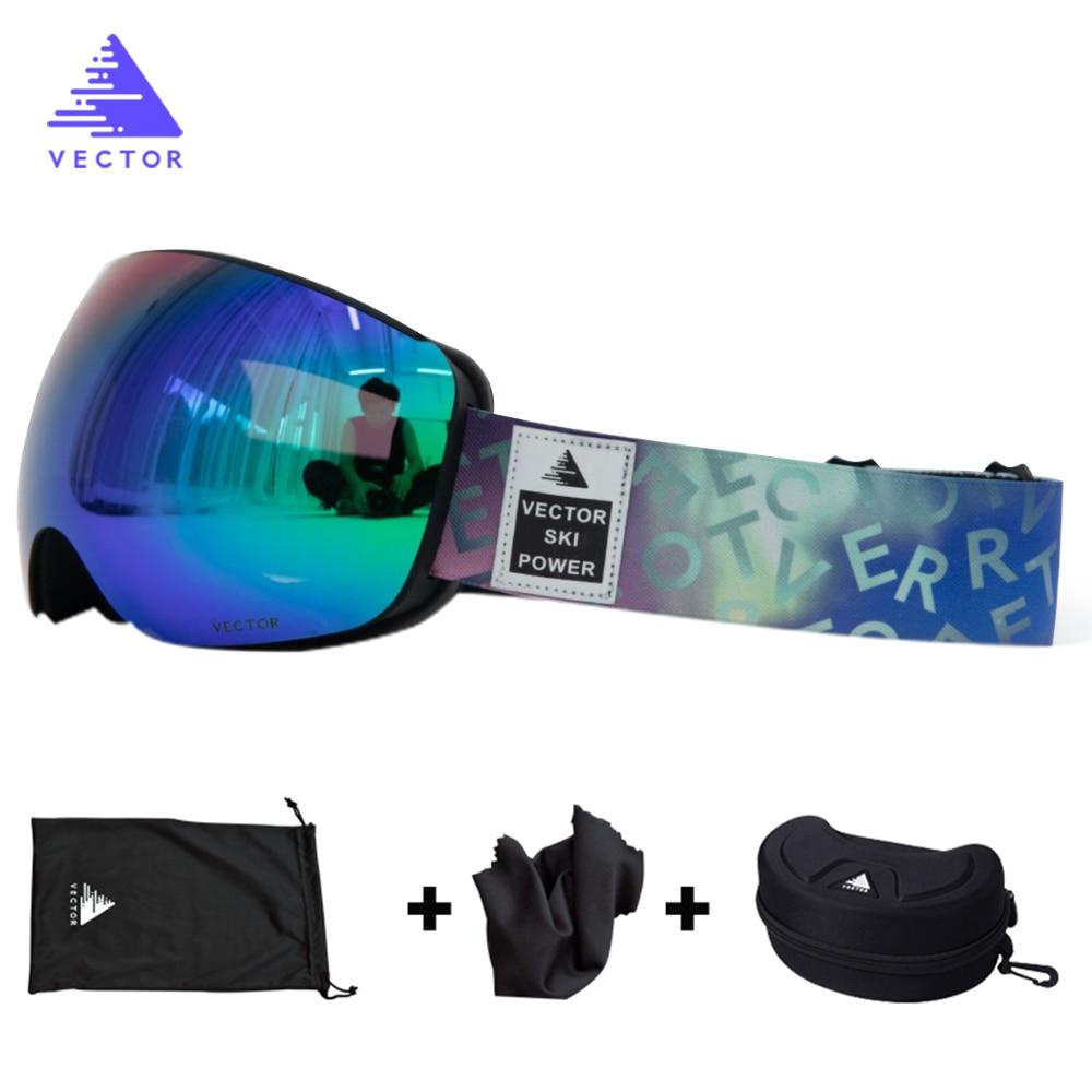 OTG лыжные очки, зимние очки для мужчин, UV400, анти-противотуманные покрытия, снегоходы, сноуборд, катание на лыжах, женские солнцезащитные очки...