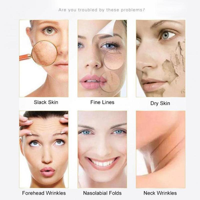Купить с кэшбэком Anti Wrinkle Korean Cream Collagen Power Lifting Cream 80g Face Cream Skin Care Whitening moisturizing