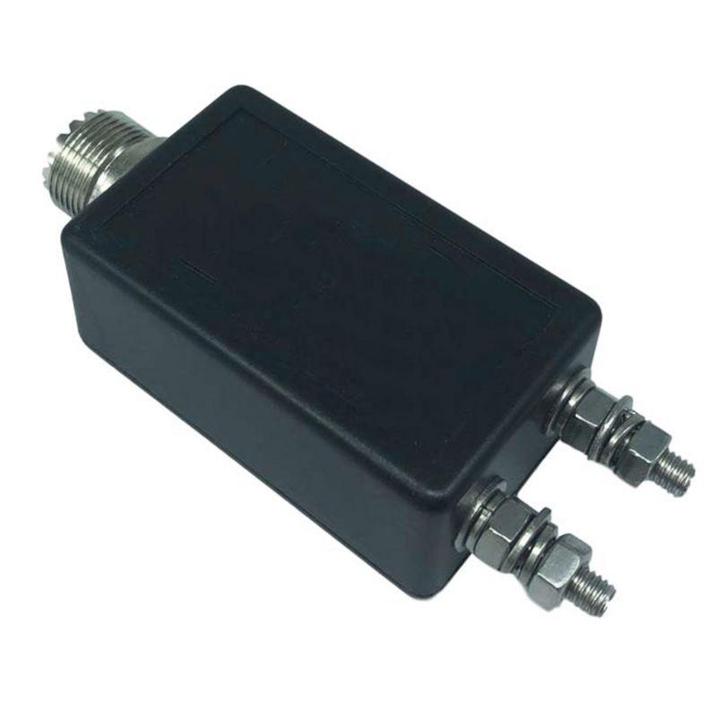 100W 11 HF de onda corta antena Balun QRP Mini simétrico-asimétrico M interfaz HF frecuencia T3LB