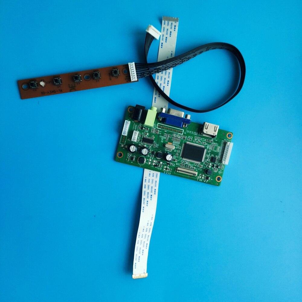 لوحة تحكم لـ B140XTN02.1, 1366 × 768 ، مشغل LCD ، 30 دبوس EDP ، شاشة عرض 14 بوصة ، مجموعة تركيب VGA