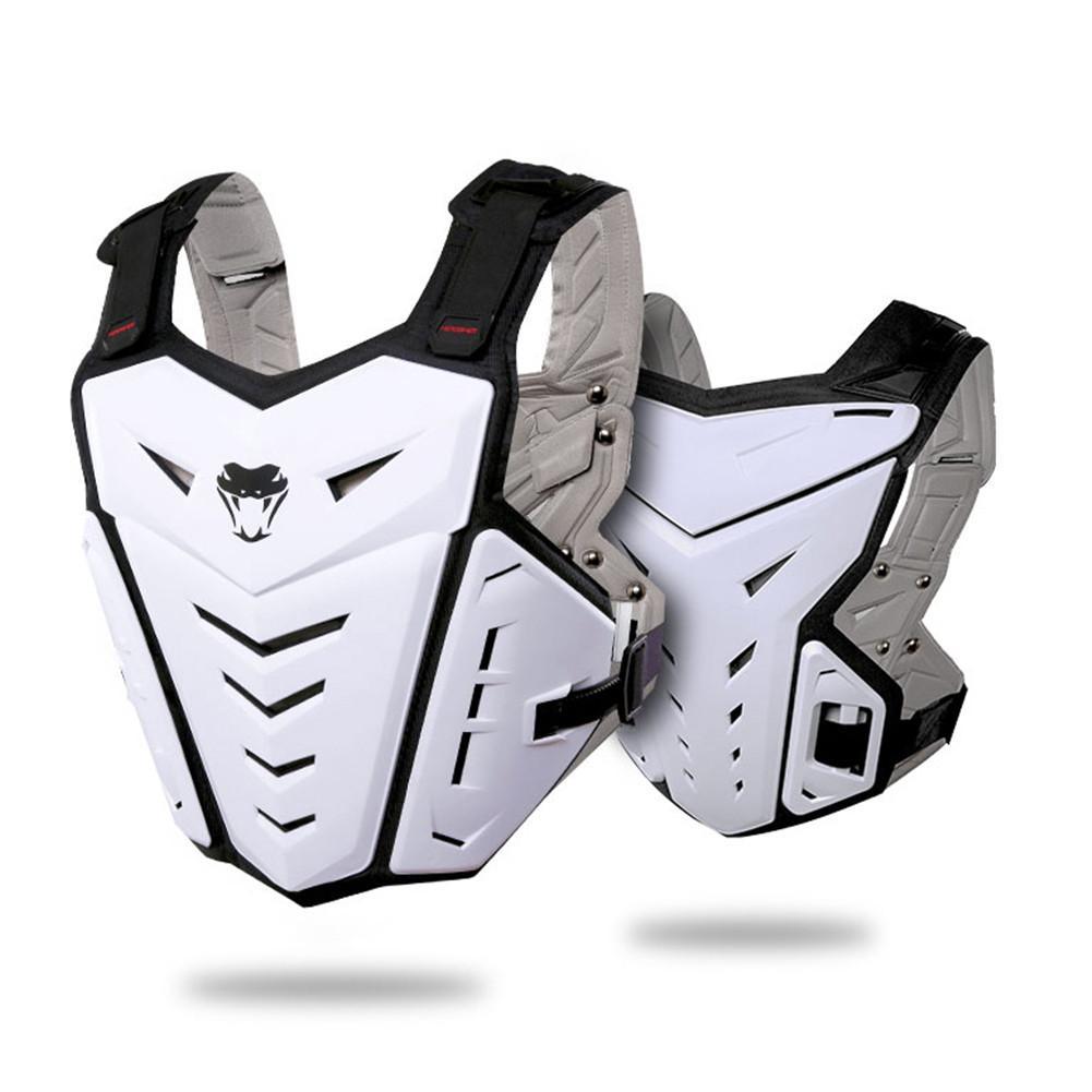 Chaleco de la armadura del pecho de la motocicleta armadura de equitación de la motocicleta