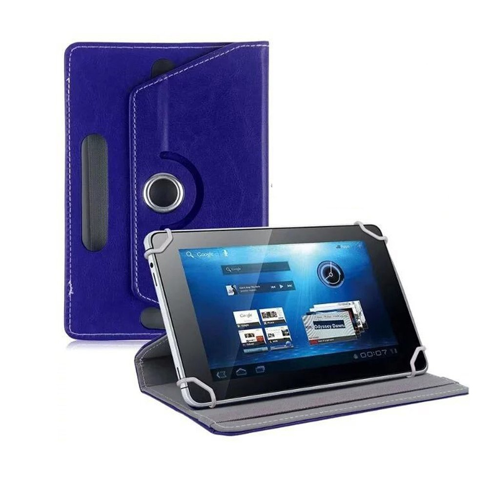 Universal 10 inch flat case crystal pattern universal protective case tablet universal leather case
