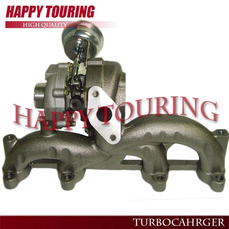 GT1749V Turbocharger For SEAT TOLEDO LEON ALHAMBRA 1.9 TDI 713673-5006S 038253019A 038253019AV 713673-1 713672-9006S