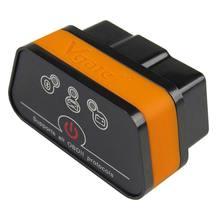 Vgate iCar2 ELM327 Bluetooth OBD2 автомобильный диагностический сканер Мини Elm 327 iCar 2 BT OBD 2 Автомобильный считыватель кодов OBDII диагностические инструменты