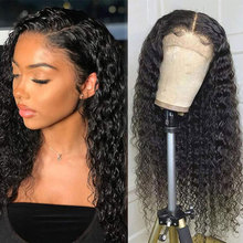 Lace front wig  Deep Wave  13x4 Lace Frontal Wig 4x4 Human Hair Lace front wig For Black Women Prepl