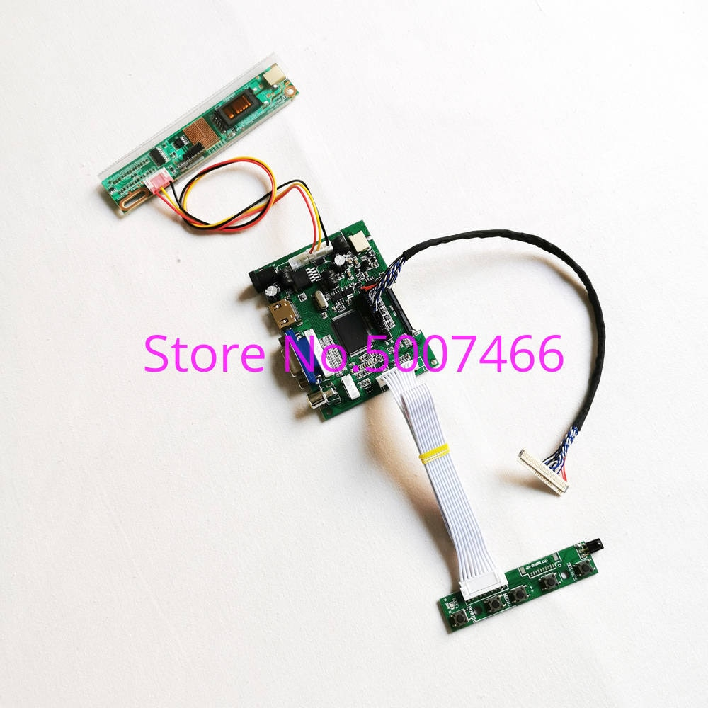 صالح LP154W01 (A3)(K3)/(A3)(K4)/(A3)(K5)/(A3)(K6)/(A4) 1CCFL VGA AV 30-دبوس 1280*800 LVDS شاشة مراقب المراقب مجلس كيت