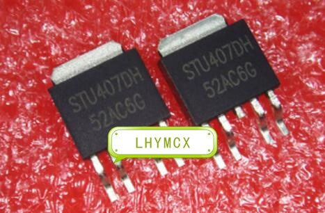 10 piezas STU407DH STU407 TO252-5 LCD