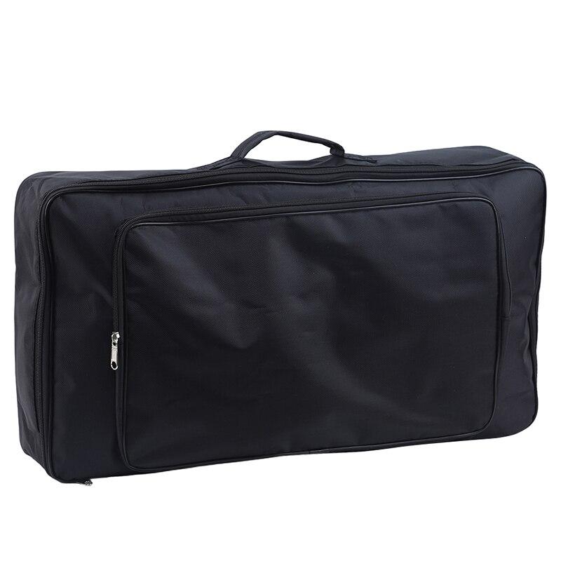 Bolsa de Pedal de guitarra de estilo grande, efectos portátiles, tablas con maletín de Pedal para pedales de guitarra, bolsa Universal de 60x33x10cm