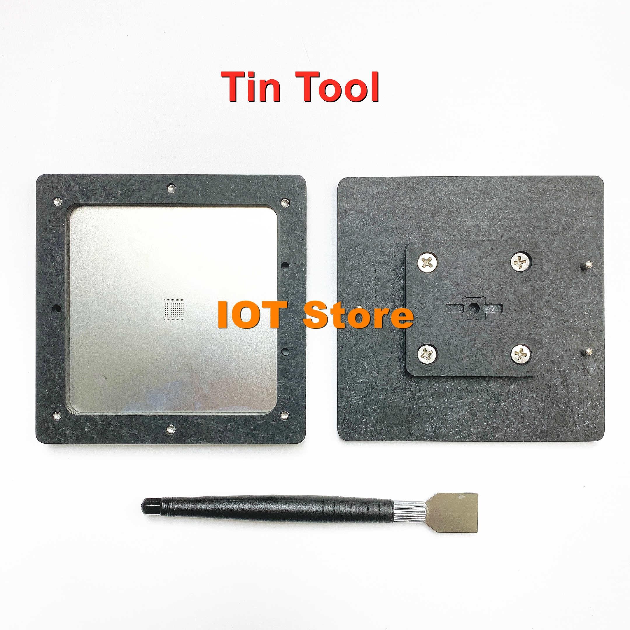 BM1485 ASIC رقاقة استنسل القصدير أداة ل L3 L3 L3 ++ LTC Litecion Miner hash board إصلاح