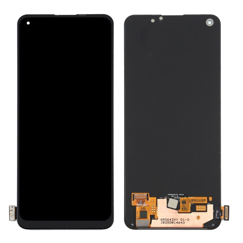 Original For OPPO Reno 5 F 5F LCD Display Touch Screen Digitizer Assembly Repair 6.43