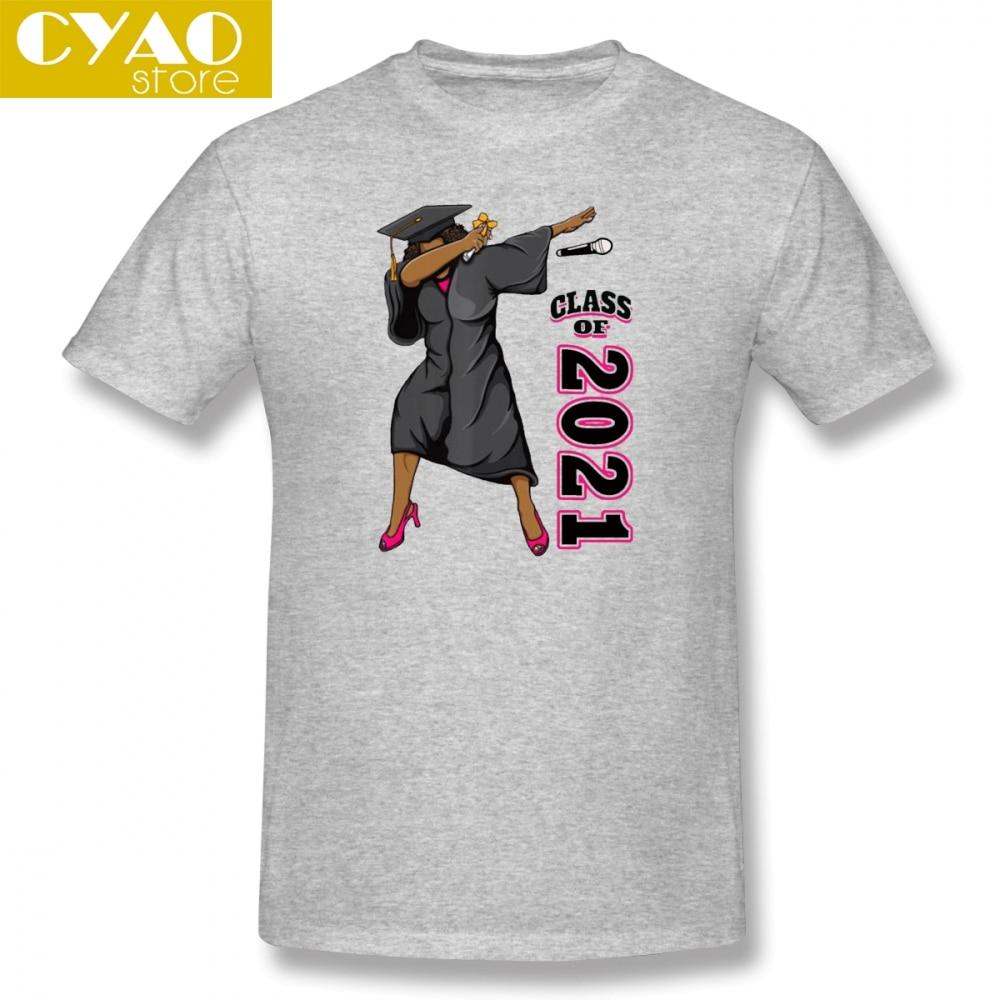 Seniors classe de 2021 presentes de graduação para o básico de manga curta camiseta engraçado r187 t